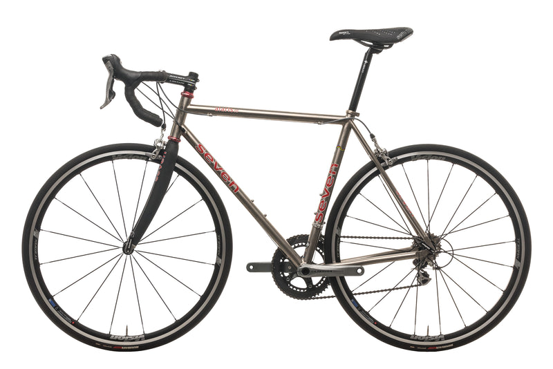 Seven Alaris SG Road Bike - Medium non-drive side