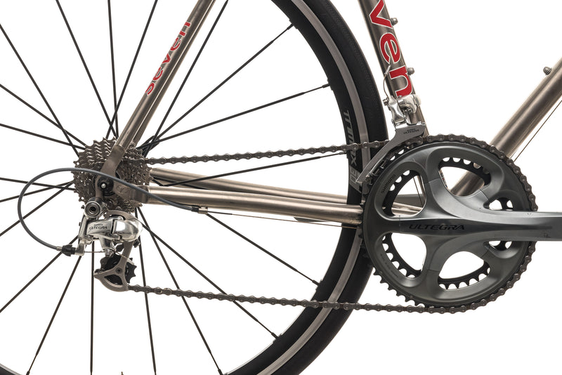Seven Alaris SG Road Bike - Medium drivetrain