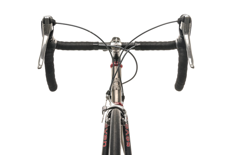Seven Alaris SG Road Bike - Medium cockpit