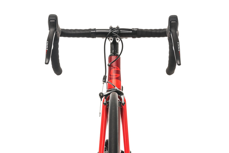 Cannondale SuperSix EVO Red eTap Road Bike - 2018, 52cm cockpit
