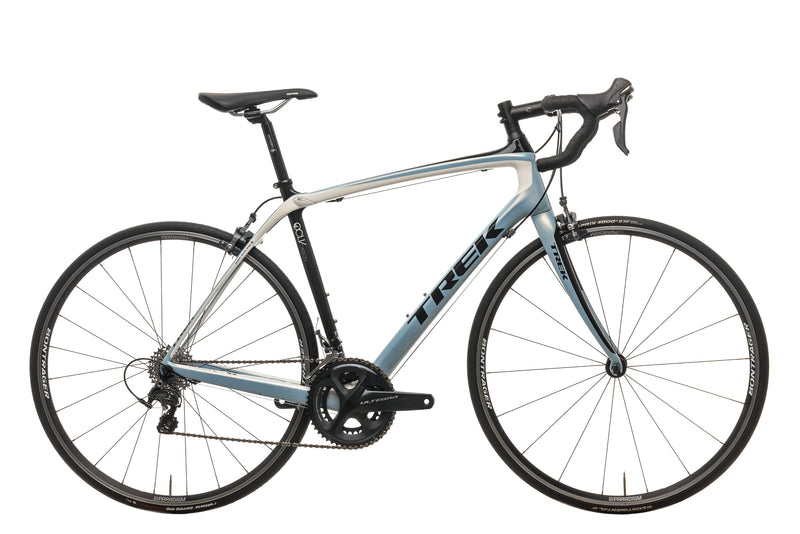 Trek Domane 4.3 WSD Road Bike - 2013, 56cm drive side