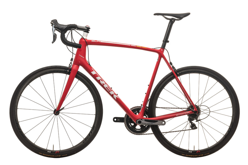 Trek Emonda SLR 8 Road Bike - 2016, 62cm H1 non-drive side