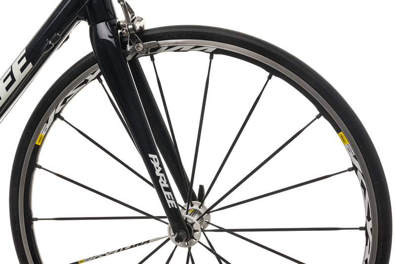 Parlee Z5 Road Bike - 2012, Med/Large Tall front wheel