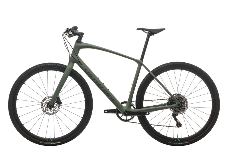 Specialized Sirrus X 5.0 Fitness Bike - 2020, Medium non-drive side