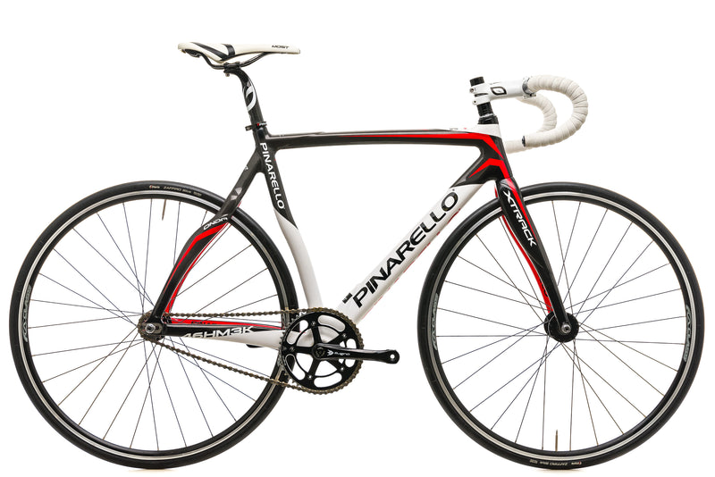 Pinarello XTRACK Track Bike - 2016, 51.5cm drive side