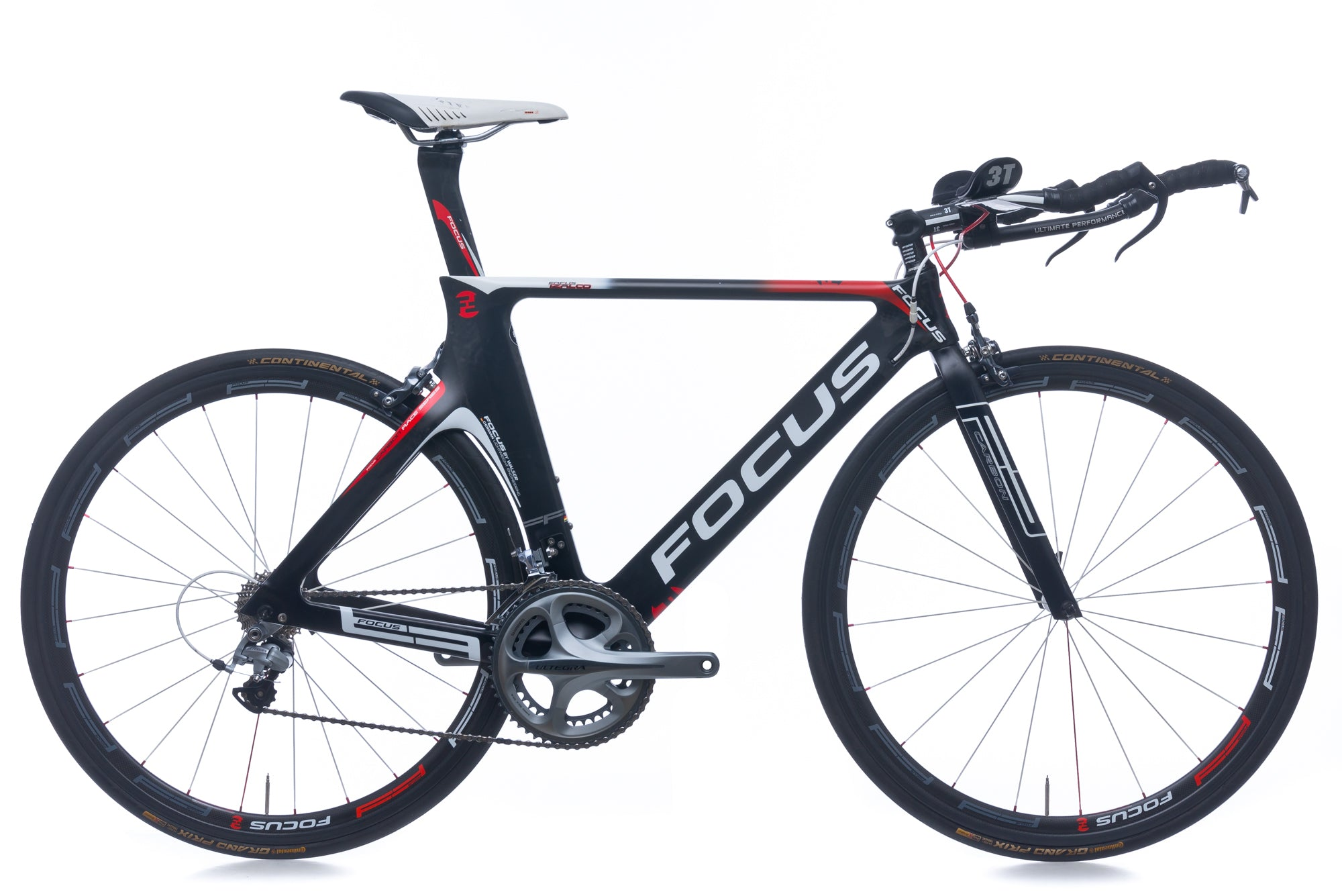 Focus Izalco Chrono Large Bike - 2010