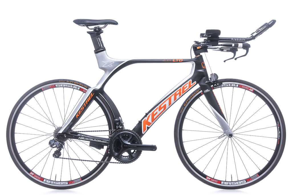 Kestrel 4000 LTD 57.5cm Bike - 2012 drive side