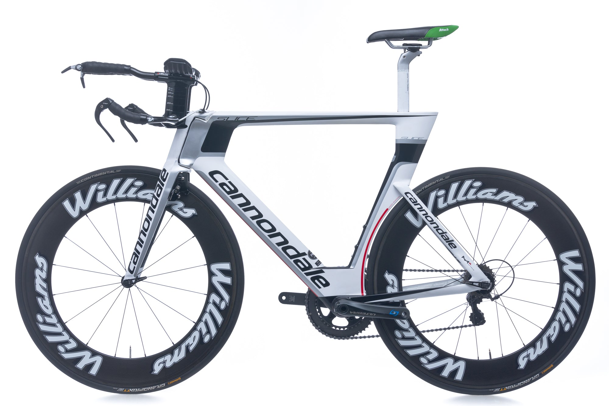 Cannondale Slice RS 58cm Bike - 2013