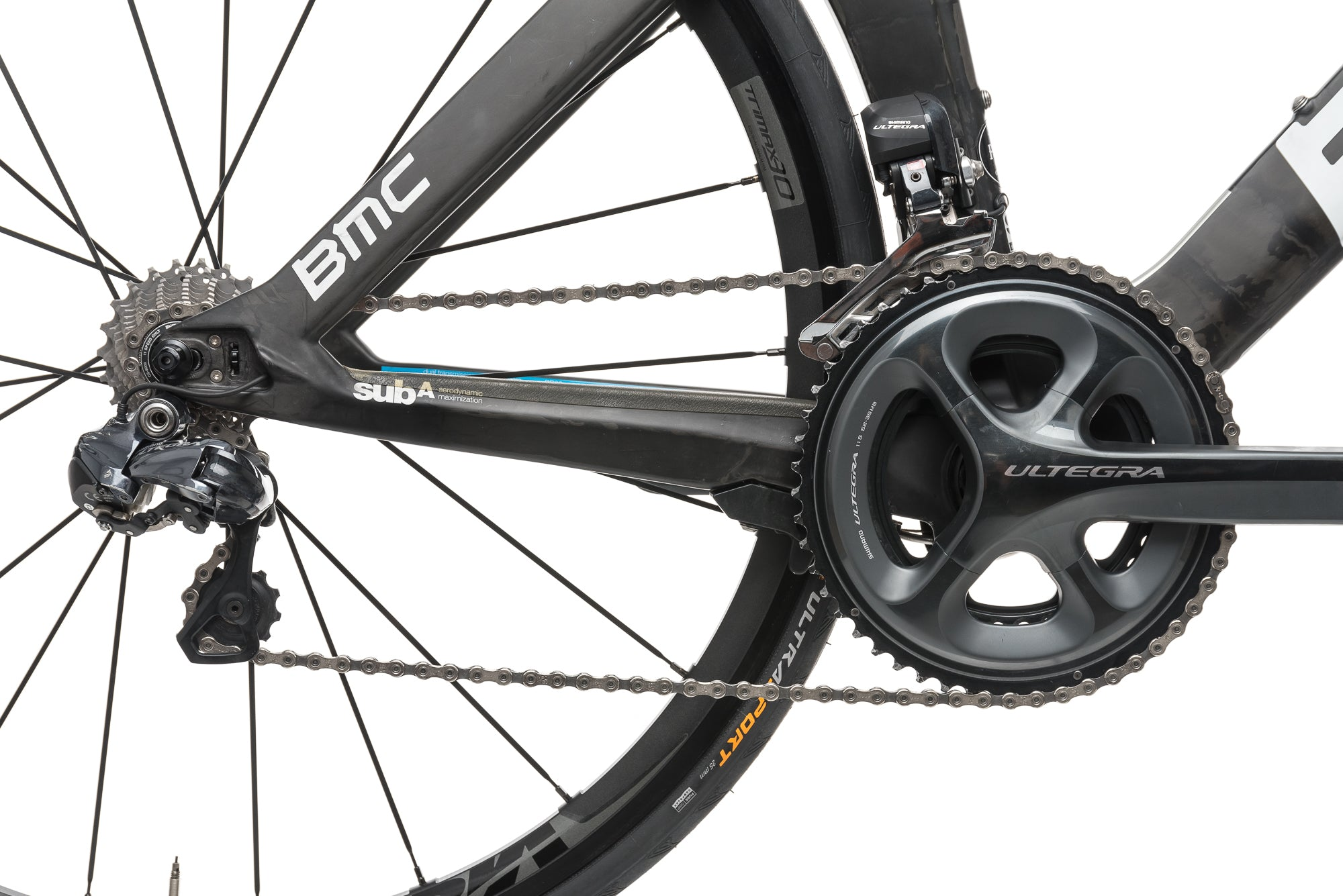 BMC Timemachine TM01 Small Bike - 2015