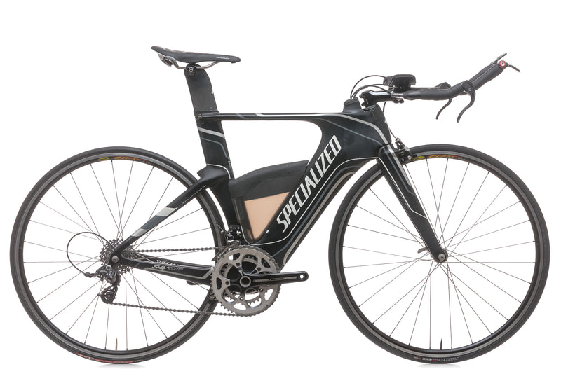 Specialized Shiv Comp Small Bike - 2013 drive side