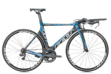 Felt DA Garmin Transition Team 54cm Bike - 2010