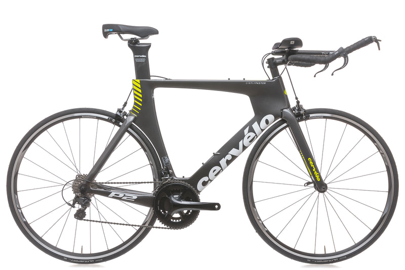 Cervelo P2 56cm Bike - 2018 drive side