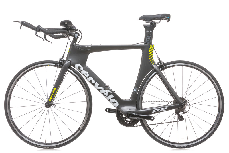 Cervelo P2 56cm Bike - 2018 non-drive side