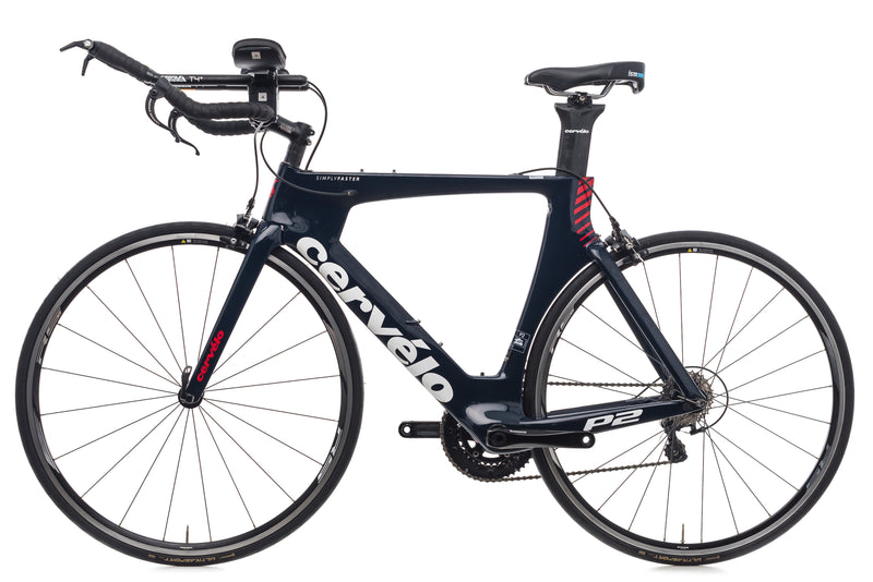 Cervelo P2 54cm Bike - 2018 non-drive side