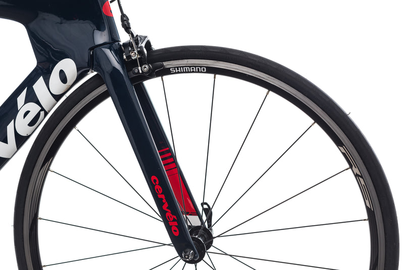 Cervelo P2 54cm Bike - 2018 front wheel