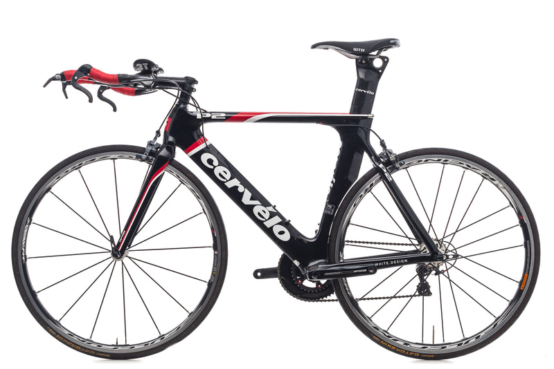 Cervelo P2 54cm Bike - 2011 non-drive side
