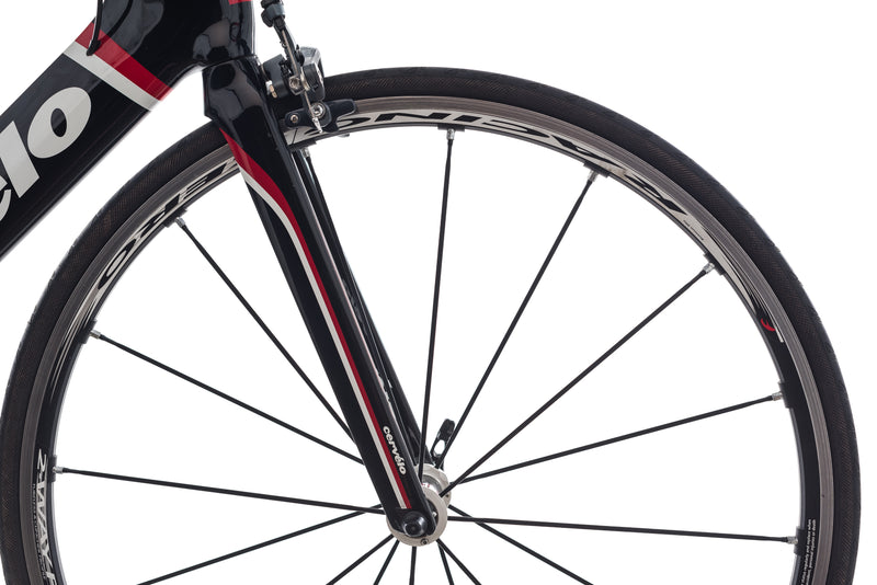 Cervelo P2 54cm Bike - 2011 front wheel