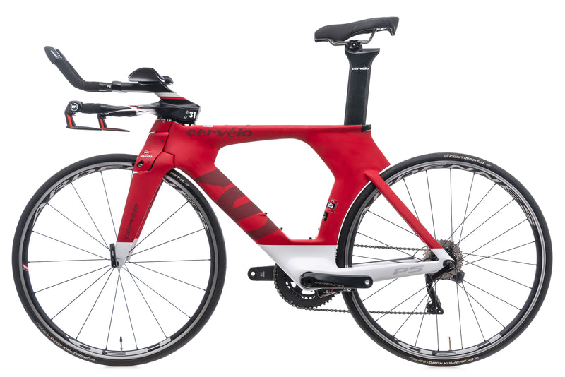 Cervelo P5 Six 45cm Bike - 2017 non-drive side
