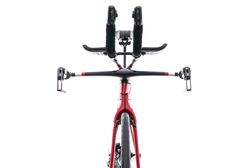 Cervelo P5 Six 45cm Bike - 2017 cockpit