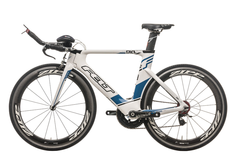 Felt DA Two Womens Triathlon Bike - 2013, 47cm non-drive side