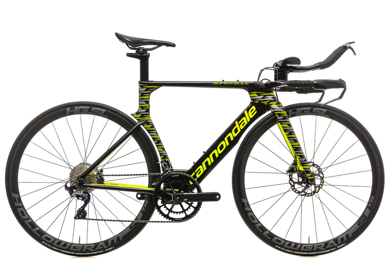 Cannondale SuperSlice Time Trial Bike - 2019, 50cm drive side