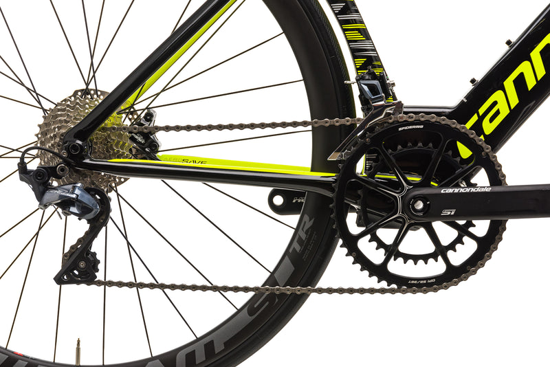 Cannondale SuperSlice Time Trial Bike - 2019, 50cm drivetrain