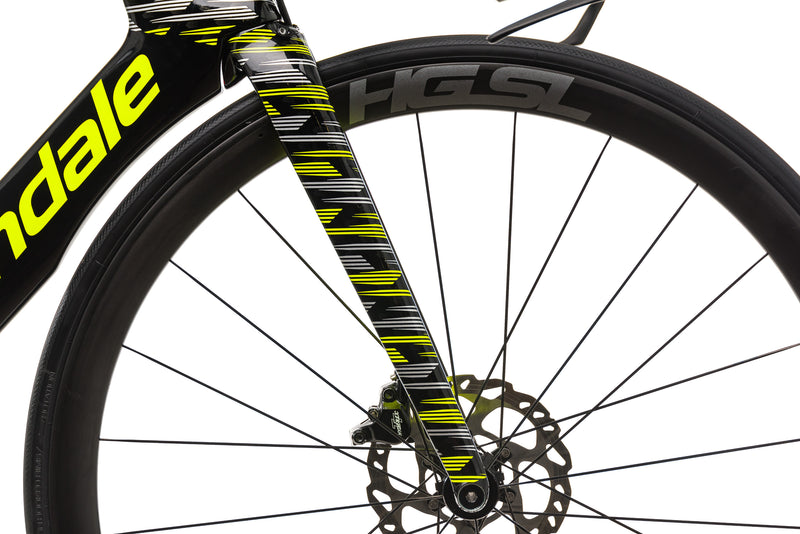 Cannondale SuperSlice Time Trial Bike - 2019, 50cm front wheel