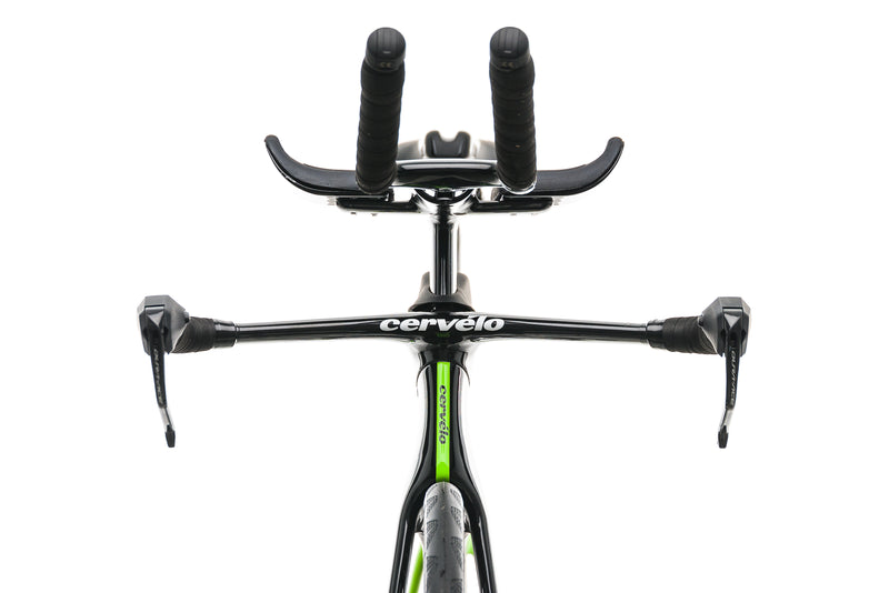 Cervelo P5 Disc Time Trial Bike - 2019, 54cm cockpit
