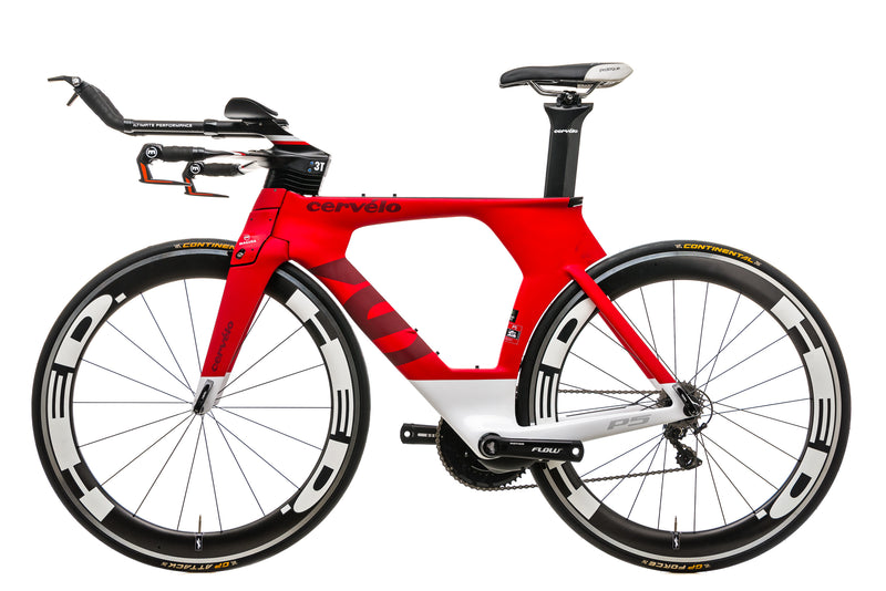 Cervelo P5 Time Trial Bike - 2015, 51cm non-drive side