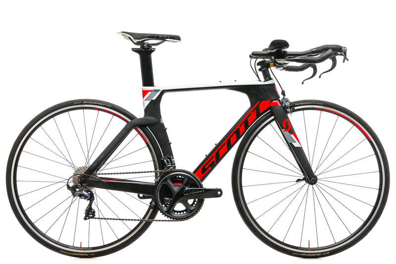 Scott Plasma 10 Time Trial Bike - 2018, X-Small drive side