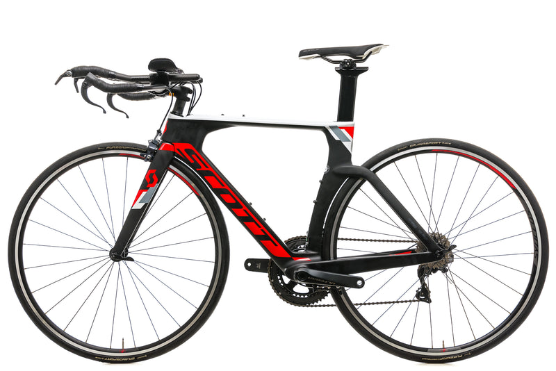 Scott Plasma 10 Time Trial Bike - 2018, X-Small non-drive side
