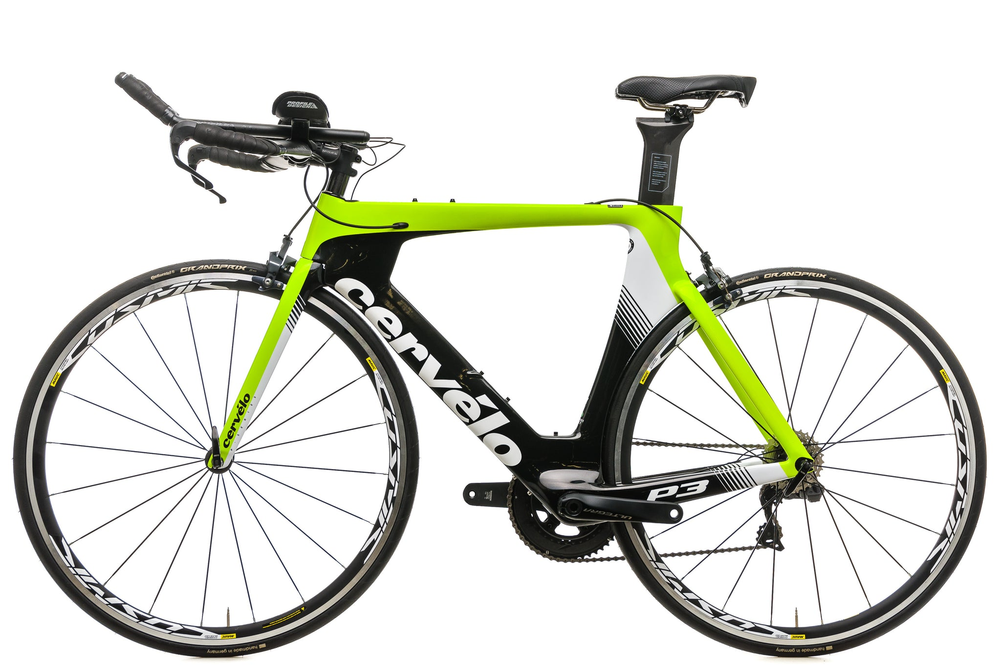 Cervelo P3 Time Trial Bike - 2019, 54cm non-drive side
