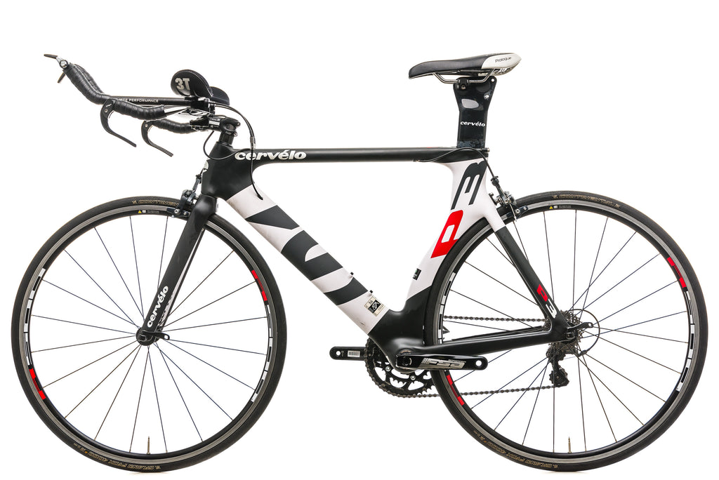 Cervelo P3 Time Trial Bike - 2013, 56cm non-drive side