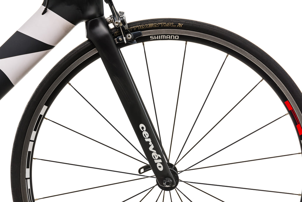 Cervelo P3 Time Trial Bike - 2013, 56cm front wheel