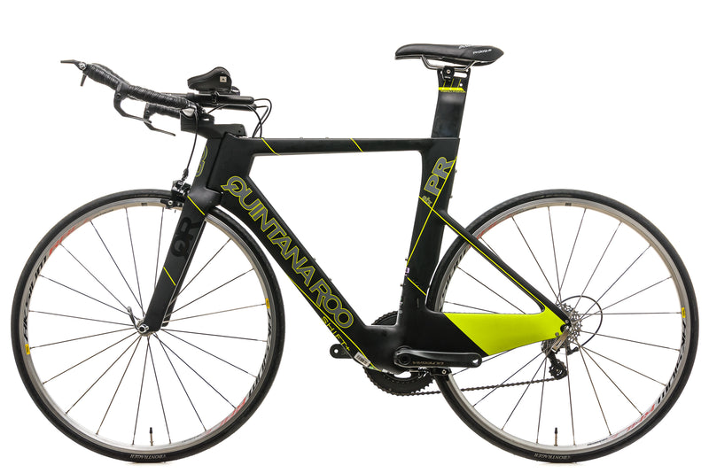 Quintana Roo PRSix Triathlon Bike - 2017, 54cm non-drive side