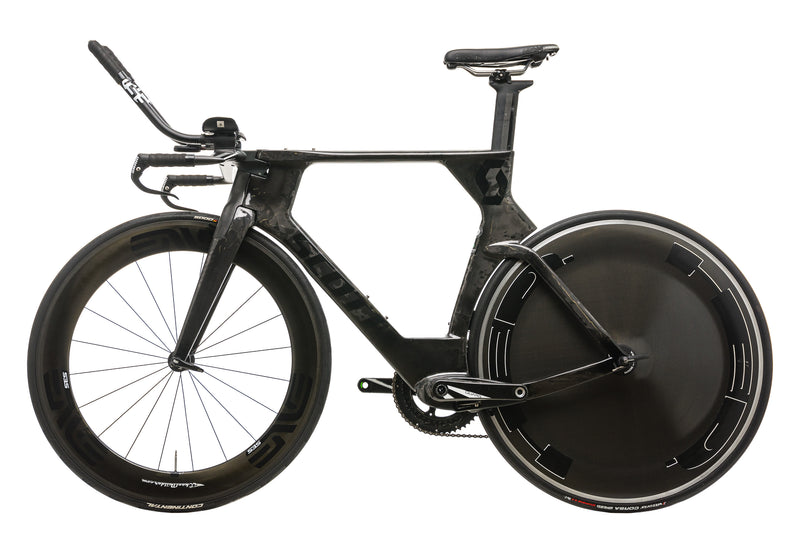 Scott Plasma Premium Time Trial Bike - 2015, Medium non-drive side