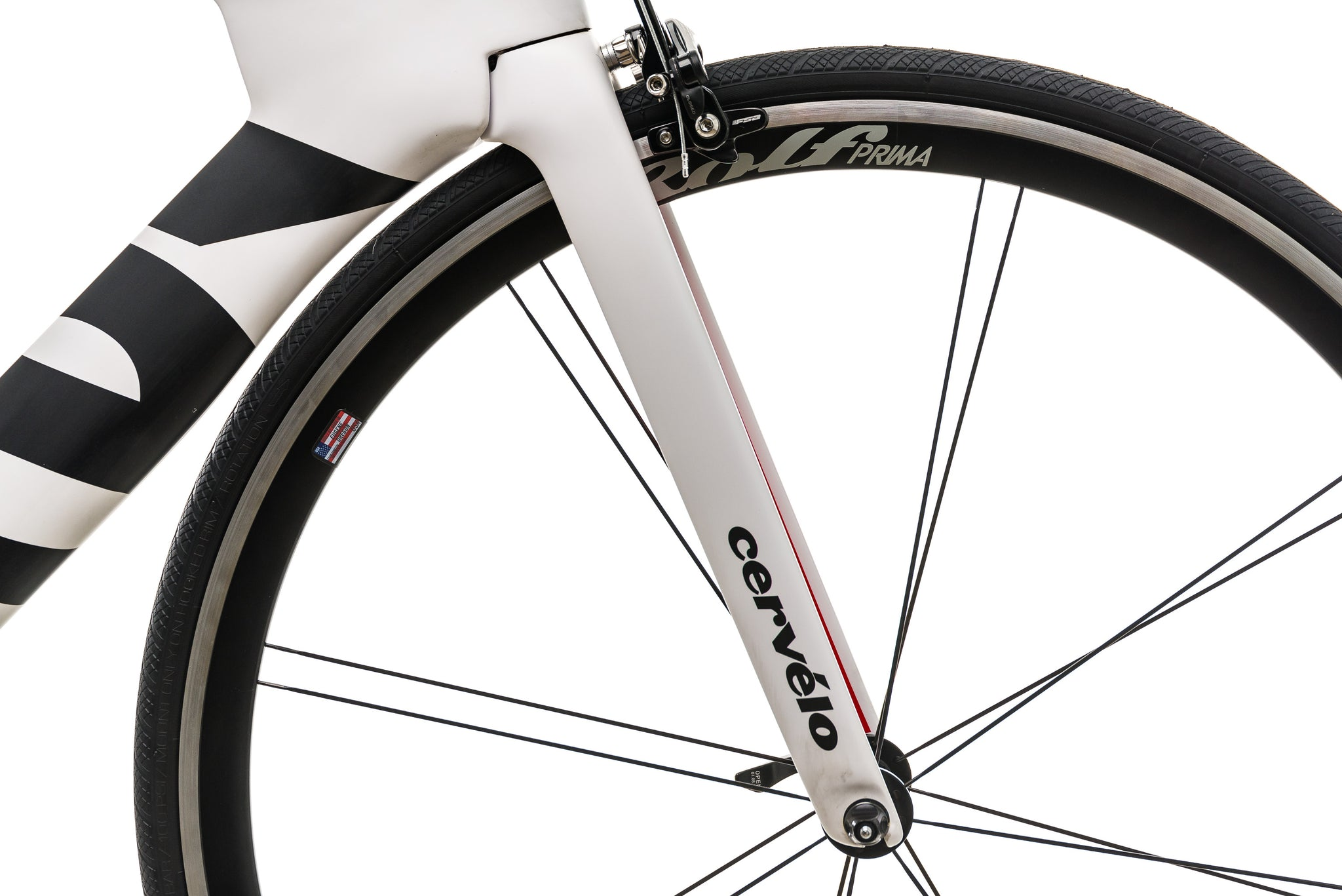 Cervelo P3 Time Trial Bike - 2014, 51cm front wheel