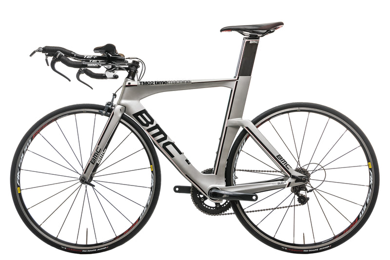 BMC Timemachine TM02 Time Trial Bike - 2012, Medium/Short non-drive side
