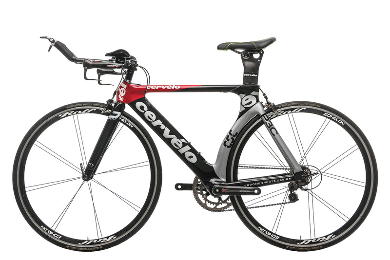 Cervelo P3C Triathlon Bike - 2008, 51cm non-drive side