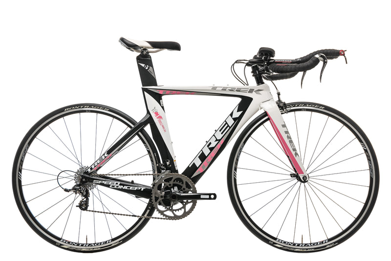 Trek Speed Concept 7.0 WSD Womens Triathlon Bike - 2011, Small drive side