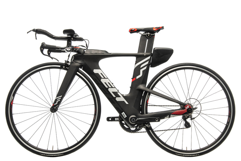 Felt IA16 Triathlon Bike - 2017, 48cm non-drive side