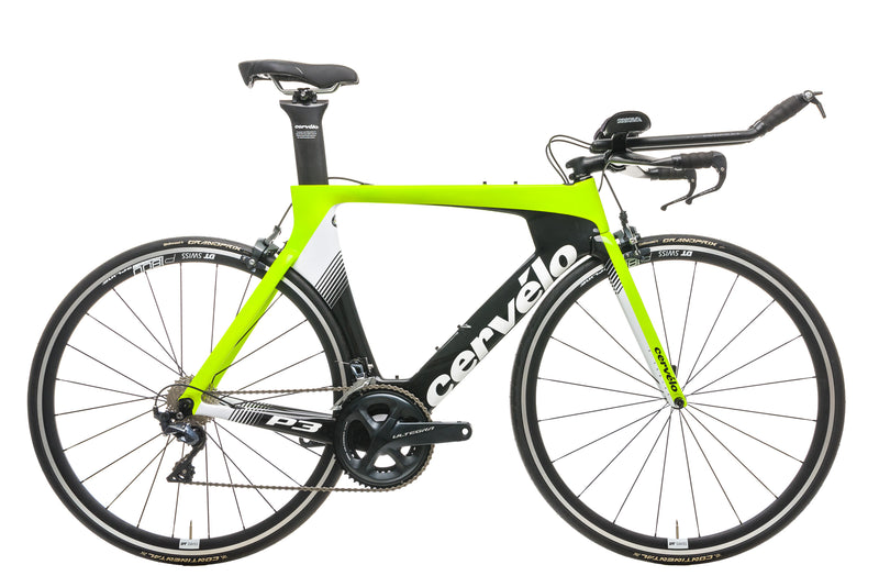 Cervelo P3 Time Trial Bike - 2019, 54cm drive side