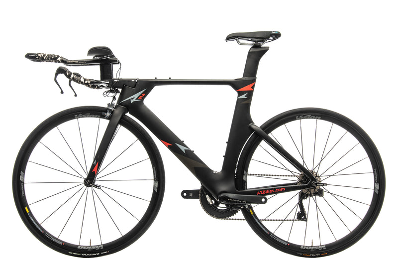 A2 Bikes The Speed Phreak Triathlon Bike - 2019, Medium non-drive side