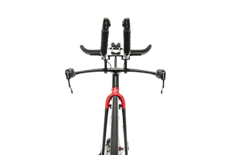 Argon 18 E-119 Tri Triathlon Bike - 2018, Medium cockpit