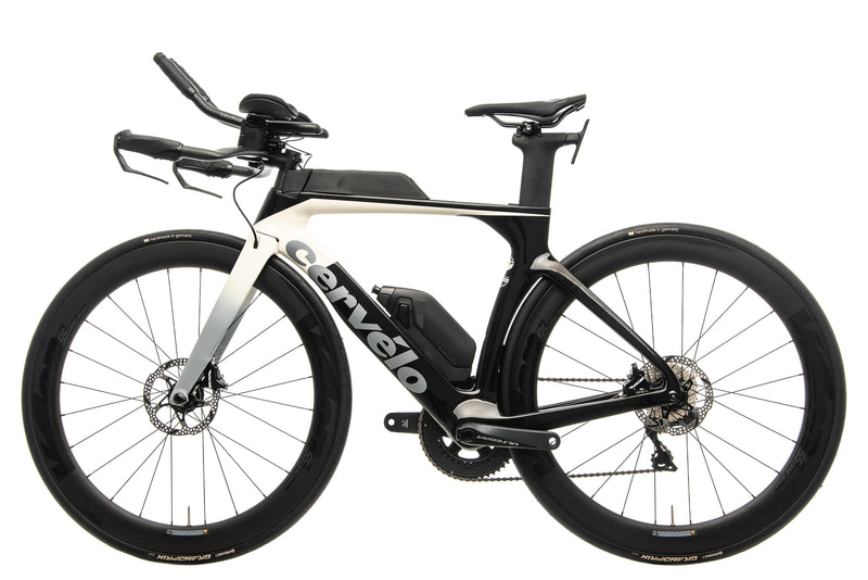 Cervelo P-Series Ultegra Di2 Disc Time Trial Bike - 2019, 48cm non-drive side