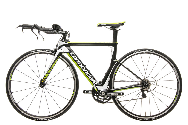 Cannondale Slice 105 Triathlon Bike - 2016, 48cm non-drive side
