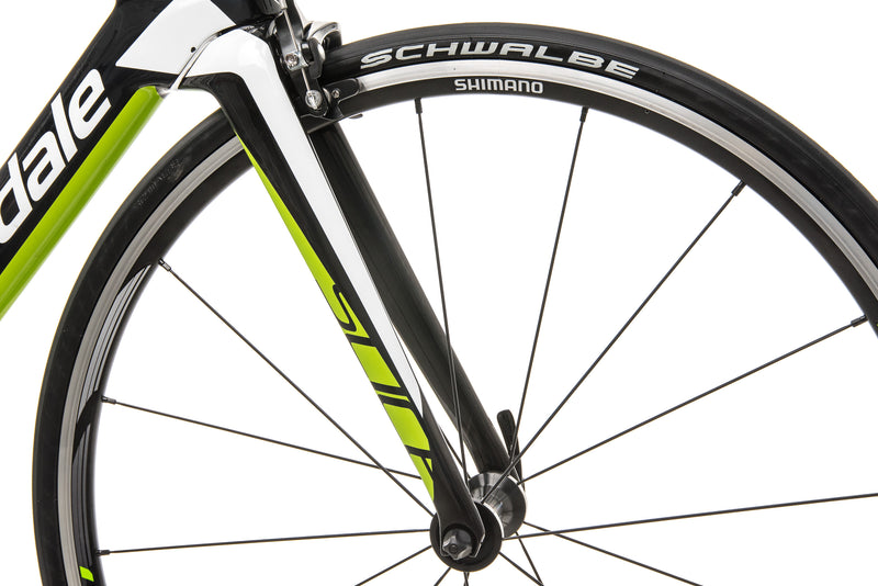 Cannondale Slice 105 Triathlon Bike - 2016, 48cm front wheel