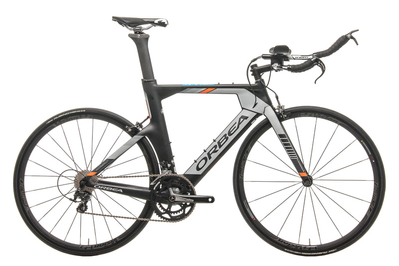 Orbea Ordu M30 Time Trial Bike - 2018, Small drive side