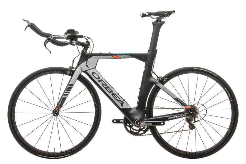 Orbea Ordu M30 Time Trial Bike - 2018, Small non-drive side