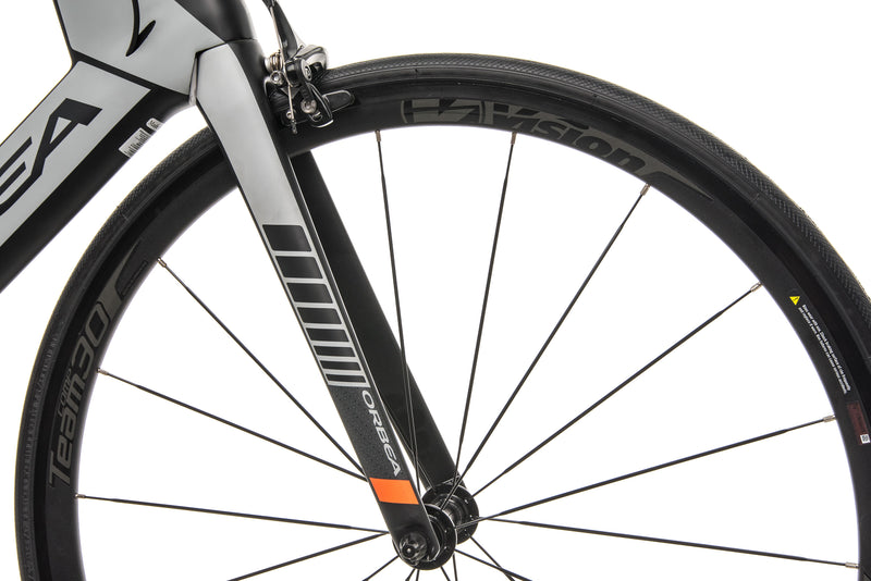 Orbea Ordu M30 Time Trial Bike - 2018, Small front wheel